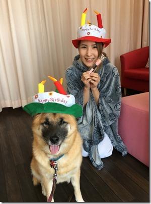 鎌谷先生誕生日1