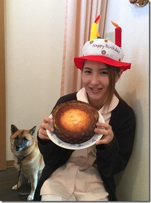 鎌谷先生誕生日4