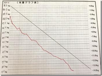 Fさん グラフ