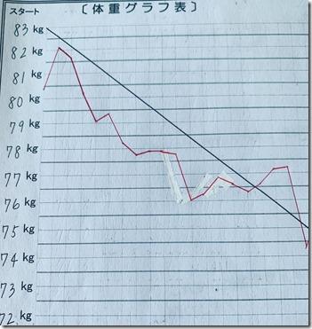 8.5Mさんグラフ